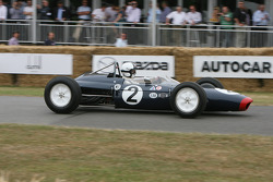 1962 Lotus BRM 24: Nigel Williams