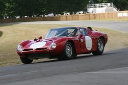 1965 Iso Grifo A3C: Alberto Francioni