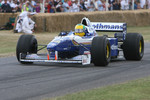 1996 Williams Renault FW18 (Damon Hill): Graham North