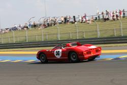 #50 Ferrari 275/330 P 1964: Claudia Hürtgen