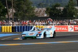 #28 Porsche 908/3 1971: Roald Goethe, Fabien Giroix