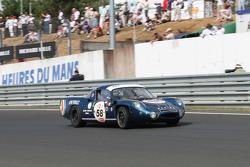 #58 Alpine A210 1966: Henri Stepak, François Bourdin