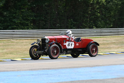 #61 Invicta A Type Tourer 1929: Patrick Blakeney-Edwards, Simon Blakeney-Edwards, Richard Hope