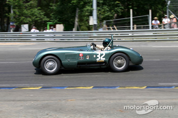 #32 Jaguar C Type 1952: Nigel Webb