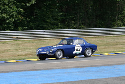 #63 Lotus Elite 1960: Marios Peleties, Thanos Michaelioes