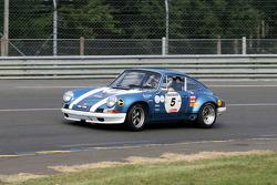 #5 Porsche 911ST 2,5L 1972: Charlie Remnant, Andrew Prill