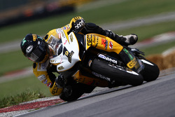 #1 Richie Morris Racing - Suzuki GSX-R600: Danny Eslick goes back to the point