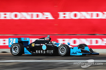 Tomas Scheckter, Dreyer & Reinbold Racing