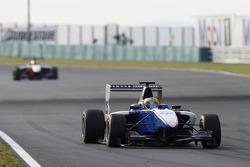 Nico Muller leads Esteban Gutierrez