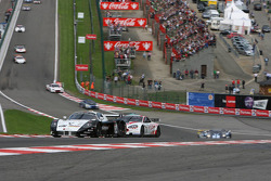 #34 Triple H Team Hegersport Maserati MC12: Nico Verdonck, Bert Longin