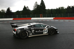 #84 Reiter Engineering Lamborghini LP560-4 GT3: Peter Kox, Marc Hayek, Ettore Bonaldi, Jeffrey Lee