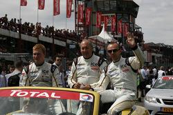 Marc VDS Racing: Maxime Martin, Marc Duez, Bas Leinders