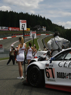 Curves at Eau Rouge