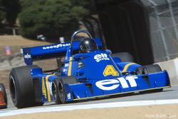 Rudy Junco, 1976 Tyrrell P34