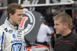 Trevor Bayne and Justin Allgaier talk