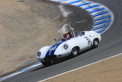 Alex Buncombe, 1959 Lister Costin