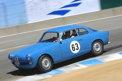 Douglas K. Avery, 1957 Alfa Romeo Giulietta Sprint