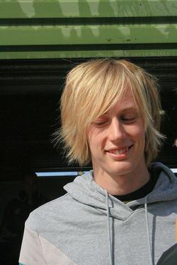 Brendan Hartley