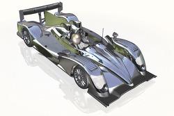 ORECA unveils the ORECA 03 LM P2