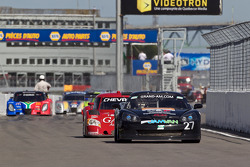 #27 GS Motorsports Corvette: Andrew Danyliw, Jamie Holtom heads to track