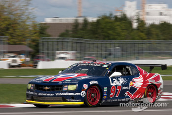 #97 Stevenson Motorsports Camaro GT.R: Gunter Schaldach, Ronnie Bremer