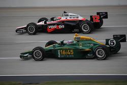 Will Power, Team Penske, Takuma Sato, KV Racing Technology
