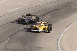 Graham Rahal, Sarah Fisher Racing, Ed Carpenter, Panther Racing/Vision