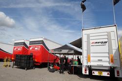 Avon tyres logistics
