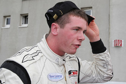 Dean Stoneman qualified on pole postion for race 2