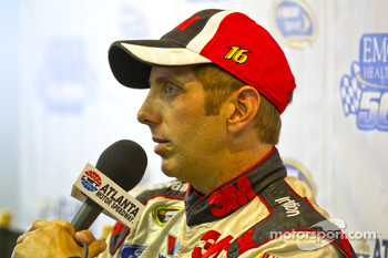 Press conference: Greg Biffle, Roush Fenway Racing Ford