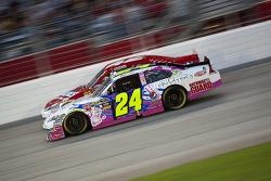 Jeff Gordon, Hendrick Motorsports Chevrolet, Juan Pablo Montoya, Earnhardt Ganassi Racing Chevrolet