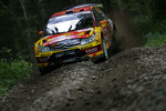 Petter Solberg and Philip Mills, Citron C4 WRC, Petter Solberg Rallying