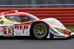 #13 Rebellion Racing Lola B10/60 Coupé - Rebellion: Andrea Belicchi, Jean-Christophe Boullion