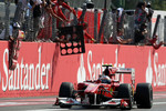Fernando Alonso, Scuderia Ferrari wins