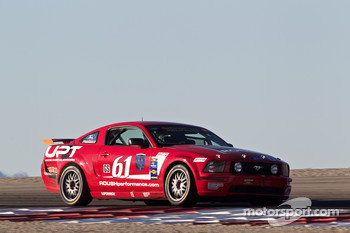 #61 Roush Performance Ford Mustang GT: Billy Johnson, Jack Roush