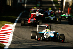 Felipe Guimaraes leads James Jakes