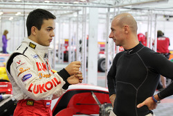 Sergey Afanasiev and Plamen Kralev