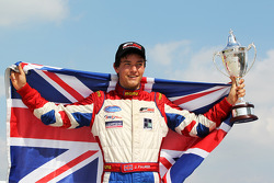 2010 Formula Two second placed driver Jolyon Palmer