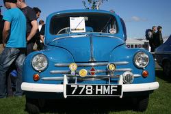 Historic Renault display