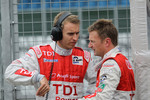 Timo Bernhard and Allan McNish