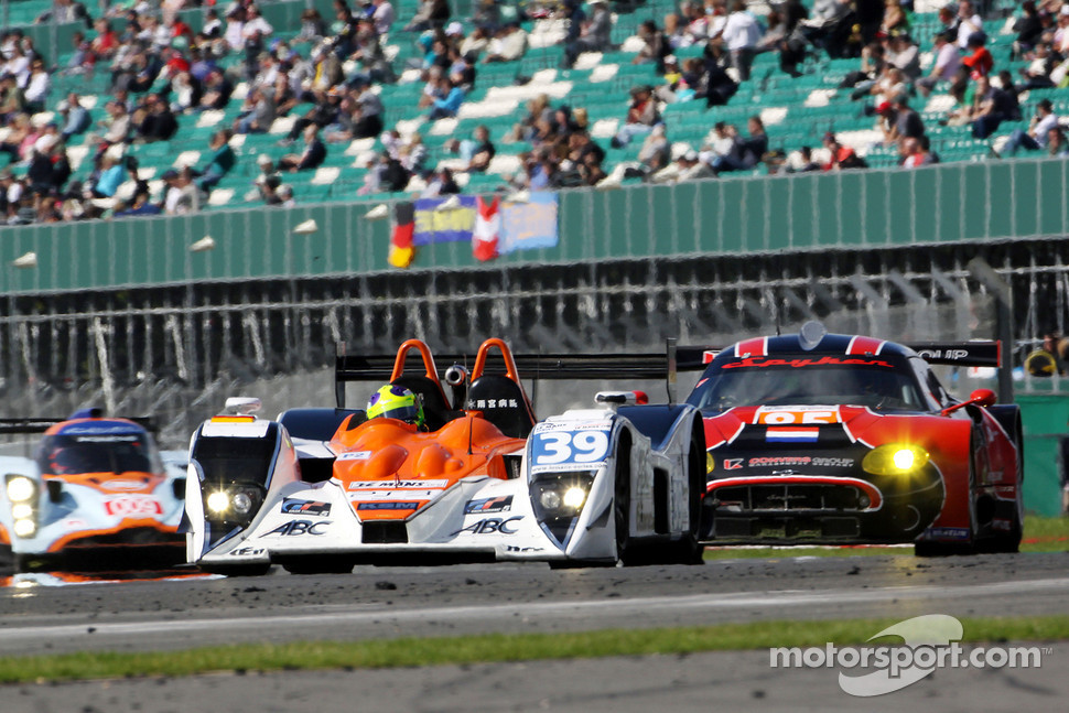 #39 KSM Lola B08/47 - Judd: Jean De Pourtales, Lucas Ordonez, Jonathan Kennard