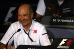 Peter Sauber, BMW Sauber F1 Team, Team Principal