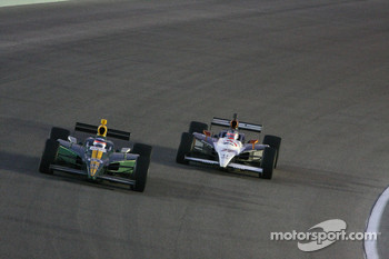 Takuma Sato, KV Racing Technology, Alex Tagliani, FAZZT Race Team