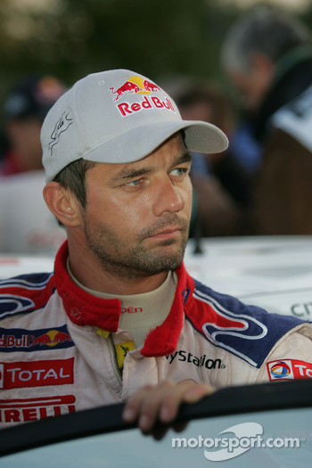 Sbastien Loeb, Citron C4, Citron Total World Rally Team