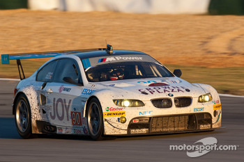 #90 BMW Rahal Letterman Racing Team BMW E92 M3: Dirk Mller, Joey Hand, Andy Priaulx