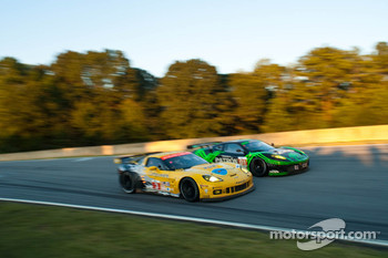 #3 Corvette Racing Chevrolet Corvette ZR1: Johnny O'Connell, Olivier Beretta, Antonio Garcia