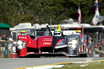#7 Audi Sport Team Joest Audi R15: Rinaldo Capello, Tom Kristensen, Allan McNish