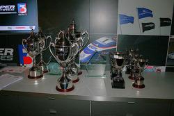 F3 Trophies