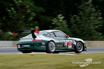 #77 Magnus Racing Porsche 911 GT3 Cup: John Potter, Andrew Davis, Ryan Eversley