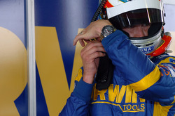 Alex Davison, Irwin Tools Racing